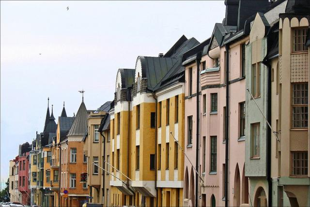 Finska arhitektura
