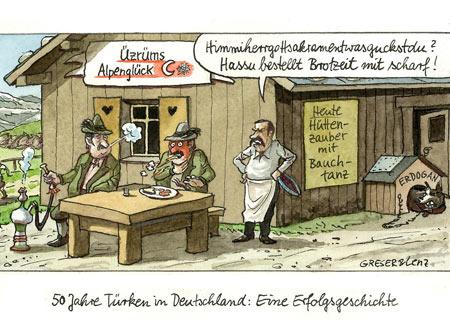 Turci u Njemačkoj - jedna uspješna priča