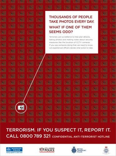 terorizam i fotografija