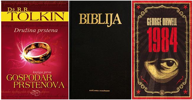 Gospodar prstenova, Biblija i 1984