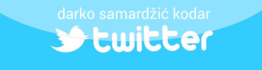 twitter darko samardyic kodar